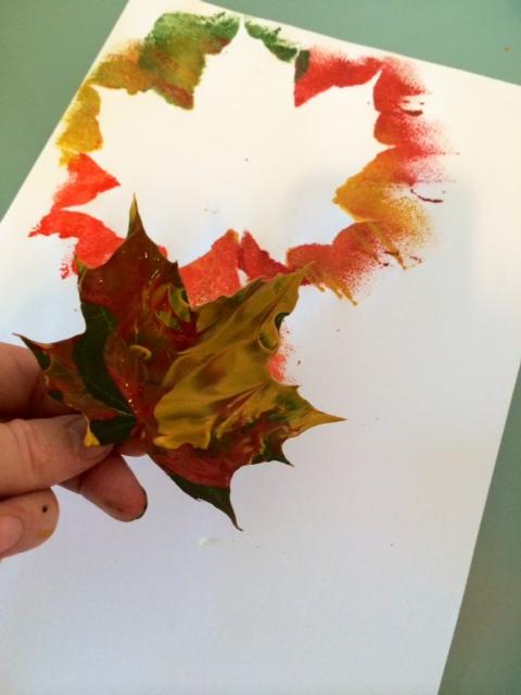 Sonbahar Yapraklarıyla Yapılabilecek Etkinlikler Yaratıcı Oyun Ve